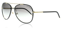 Burberry 3078J Light Gold Matte Black 114511