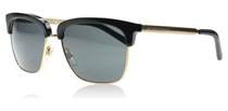 Burberry 4154Q Black and Gold 300187