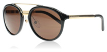 Burberry 4168q Black and Gold 300173