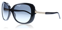 Bvlgari 8105B Black 501/T3 Polarised