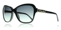 Bvlgari 8142B Black 501/T3 Polarised