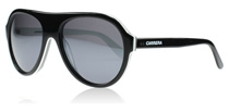 Carrera 84S Black White and Grey 4IZW7 Polarised