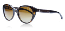 Chanel 5252Q Dark Tortoise C714S9 Polarised