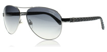 Chanel 4204Q Gunmetal and Black C108S8 Polarised
