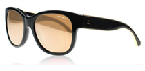 Chanel 5270 Black with Yellow Gold 18K Lens C622T6