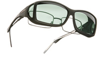 Cocoons Wide Line (ML) Black C422G Polarised ML