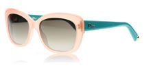 Dior Promesse 3 Salmon aqua green 3IN