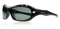 Dirty Dog Wetglass Curl II Black 52838 Polarised
