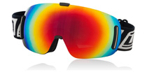 Dirty Dog Goggles Blizzard Frameless Red 54090 Large