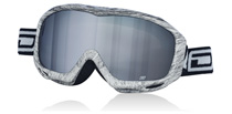Dirty Dog Goggles Spider Grey 54135 Small