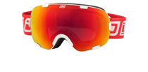 Dirty Dog Goggles Afterburner White