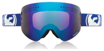 Dragon Goggles NFX Solid Navy 722-4251 Large