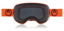 Dragon Goggles X2 Orange 708