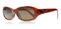 Maui Jim Punch Bowl Punch Bowl Tortoise with Pink H219-12 Polarised