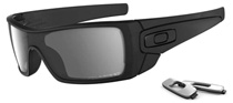 Oakley Batwolf Matte Black Ink OO9101-35 Polarised
