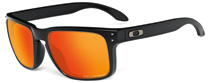 Oakley Holbrook Matte black OO9102-51 Polarised