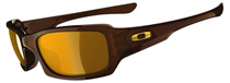 Oakley Fives Squared Polished Brown OO9238-07