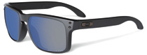 Oakley Holbrook Matte black OO9102-52 Polarised