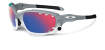 Oakley Racing Jacket Vented 30th Anniversary Polished Fog OO9171-23
