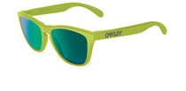 Oakley Frogskins Frogskins Heaven and Earth Matte Fern OO9013-14 Polarised
