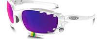 Oakley Racing Jacket Vented Tour De France Vented White OO9171-26