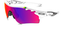Oakley Radarlock Radarlock Path Vented Tour De France Vented White OO9181-32 Polarised