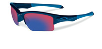 Oakley Quarter Jacket Youth Polished Navy Positive Red O9200-04