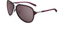 Oakley Women Kickback Black Ice OO4102-05 Polarised