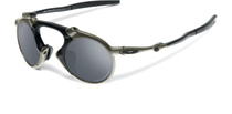 Oakley Madman Madman Pewter OO6019-02 Polarised