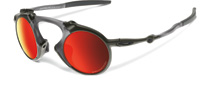 Oakley Madman Dark Carbon OO6019-04 Polarised