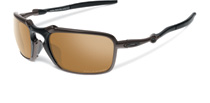 Oakley Badman Pewter OO6020-02 Polarised