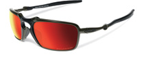 Oakley Badman Dark Carbon OO6020-03 Polarised