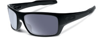 Oakley Turbine Matte Black OO9263-07 Polarised