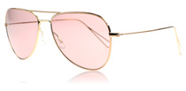 Oliver Peoples Matt Matt Rose Gold 503784