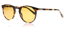 Oliver Peoples Sir O'Malley Sun Vintage Dark Tortoise with Champagne Glass 1407R9