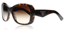 Prada 32PS Triangle Tortoise 2AU6S1