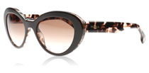 Prada 15Qs Portrait Brown and Pink Tortoise ROL0A6