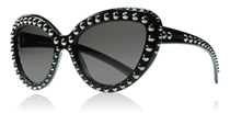 Prada 31Qs Ornate Black 1AB0A7