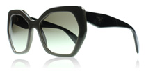 Prada 16RS Grey and Black UAM0A7