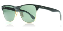 Ray-Ban 4175 Clubmaster Oversized Black 877