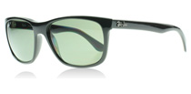 Ray-Ban 4181 4181 Black 601/9A Polarised