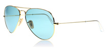 Ray-Ban 3025 Aviator 3025 Aviator Gold 001/3R Polarised