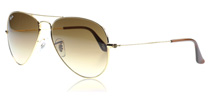 Ray-Ban 3025 Aviator 3025 Aviator Arista 001/51 Small 55mm