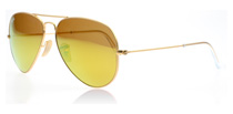 Ray-Ban 3025 Aviator 3025 Aviator Gold 112/93