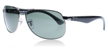 Ray-Ban 3502 Gunmetal 004/58 Polarised