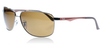 Ray-Ban 3506 Gunmetal 132/83 Polarised
