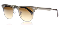 Ray-Ban 3507 Clubmaster Aluminum Brushed Bronze 139/85 49
