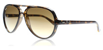 Ray-Ban CATS 5000 Light Havana 710/51