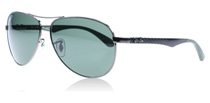 Ray-Ban 8313 Gunmetal 004/N5 Polarised