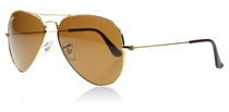 Ray-Ban 3025 Aviator 3025 Aviator Gold 001/33 Large 62mm